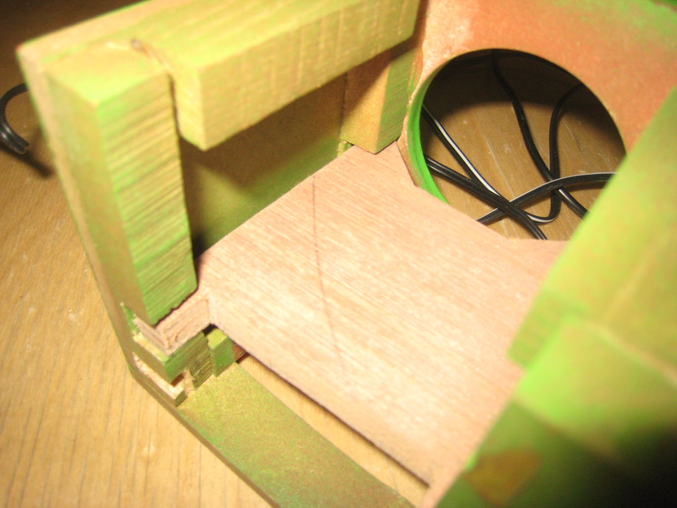More Gluing