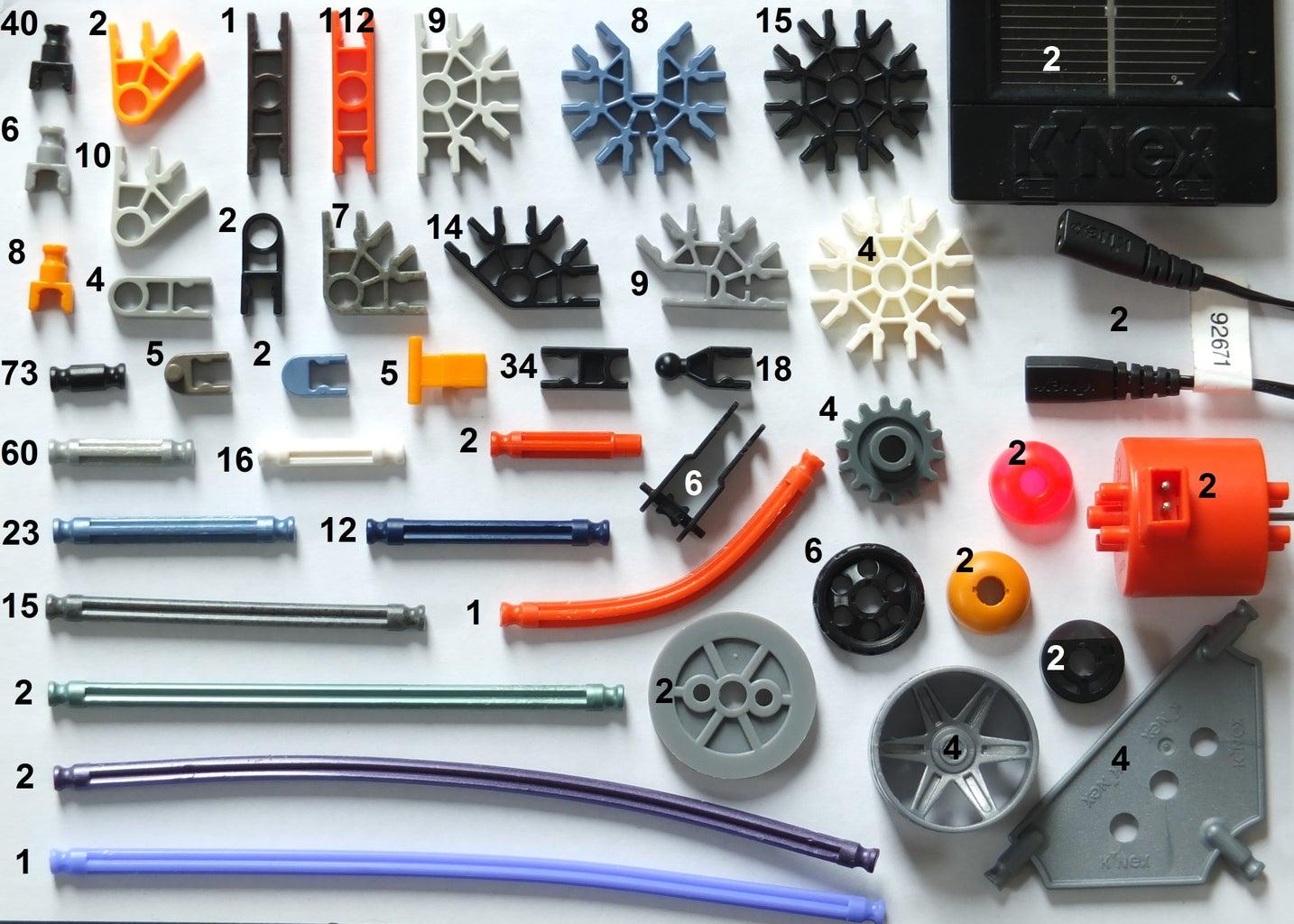 Parts Needed