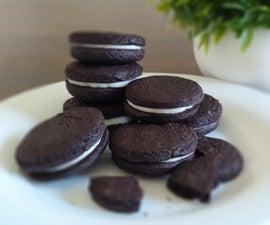 Oreo Cookies COPYCAT Recipe