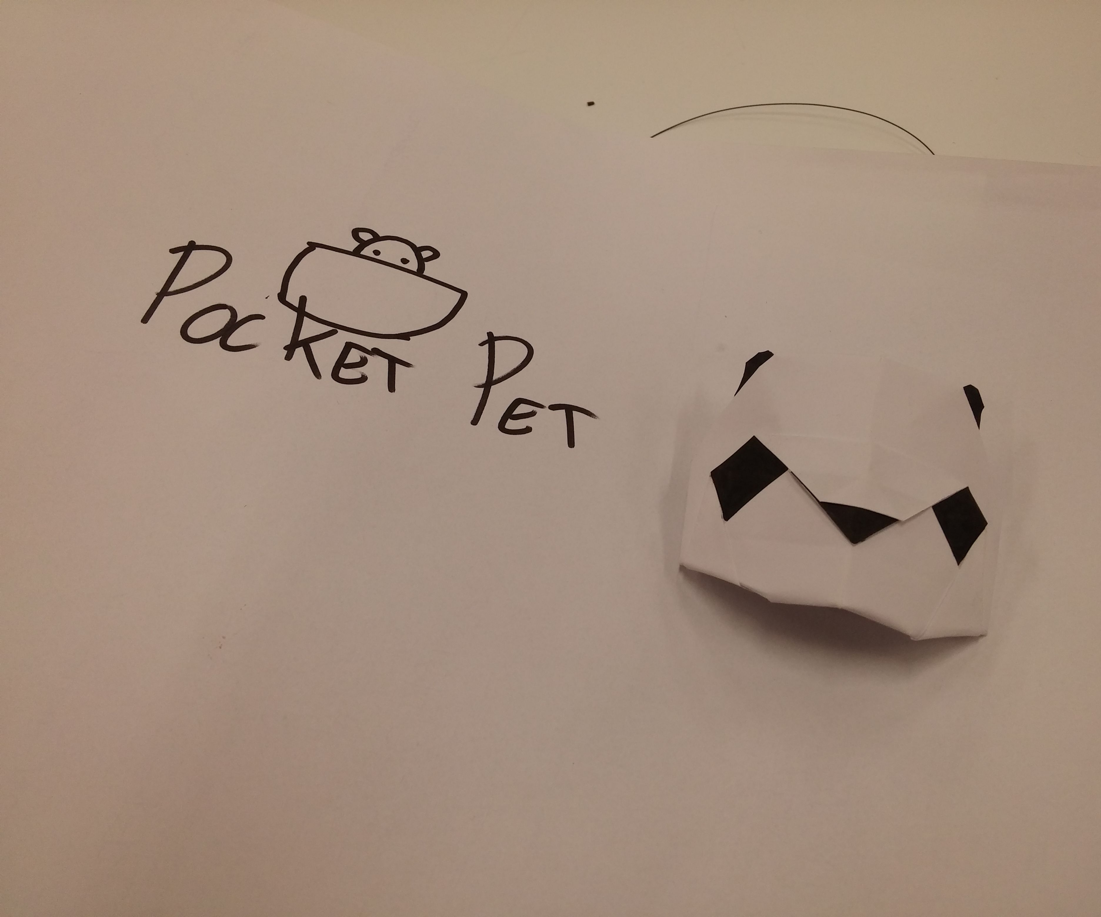 Paper Pocket Pets