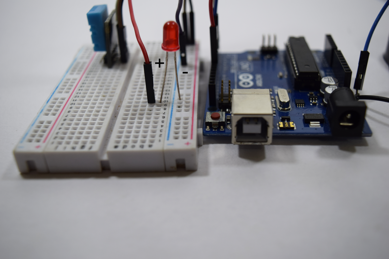Humidity Sensor + Arduino