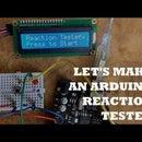 Arduino Reaction Tester