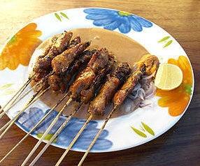 Sri Lanka Satay Sauce - Asian BBQ Sauce