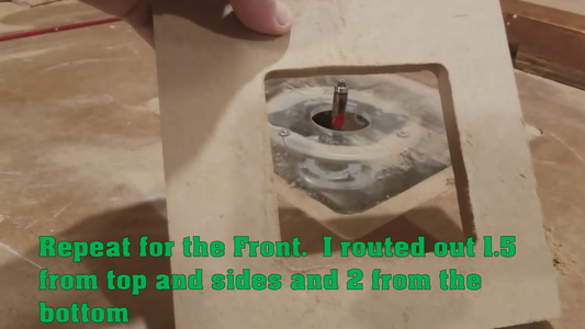 Cut Your Front Baffle