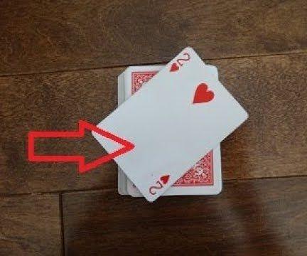 How to Do Crazy Magic Card Trick!