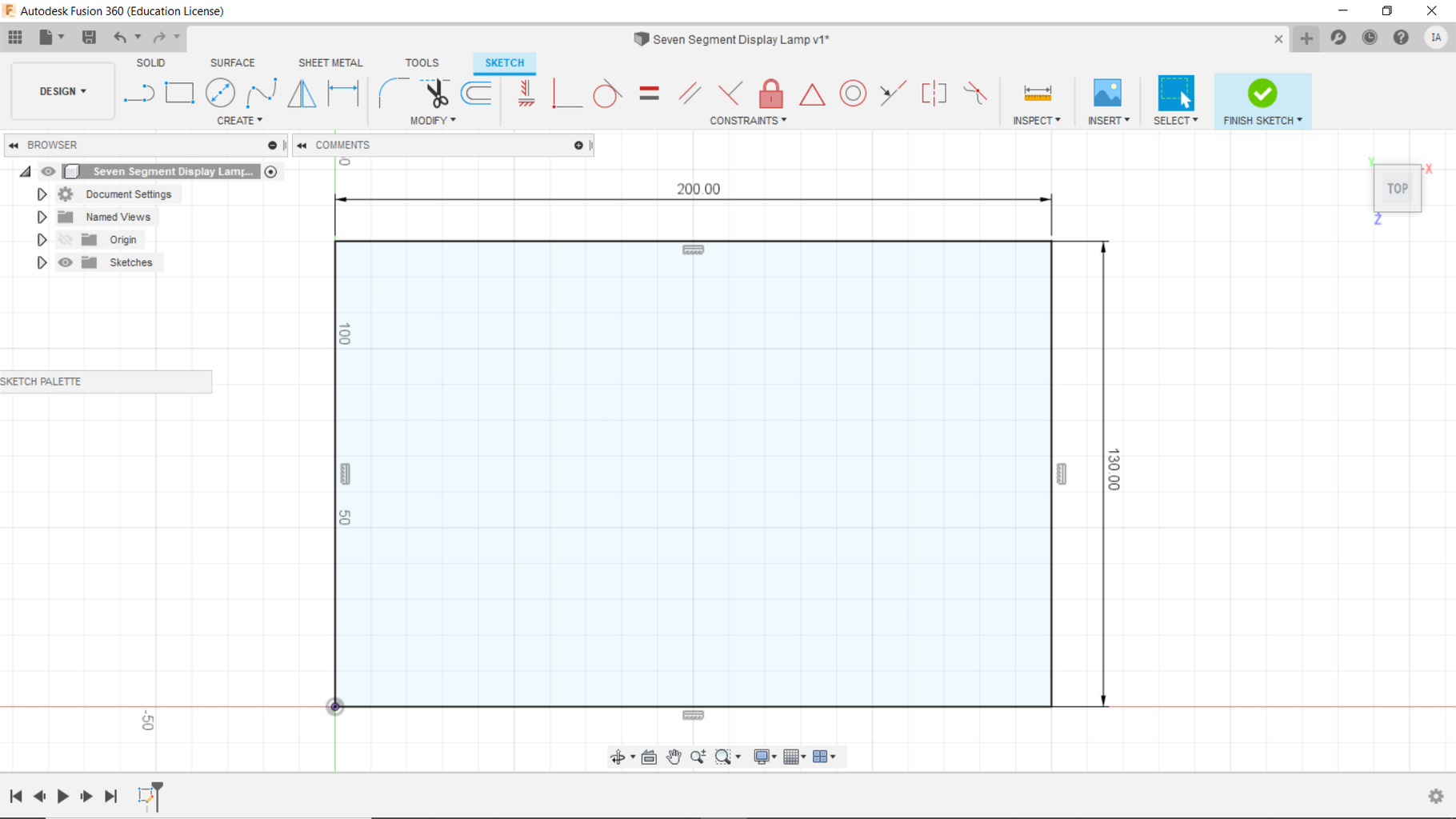 Converting to CAD and Generating the Toolpath for the CNC Router