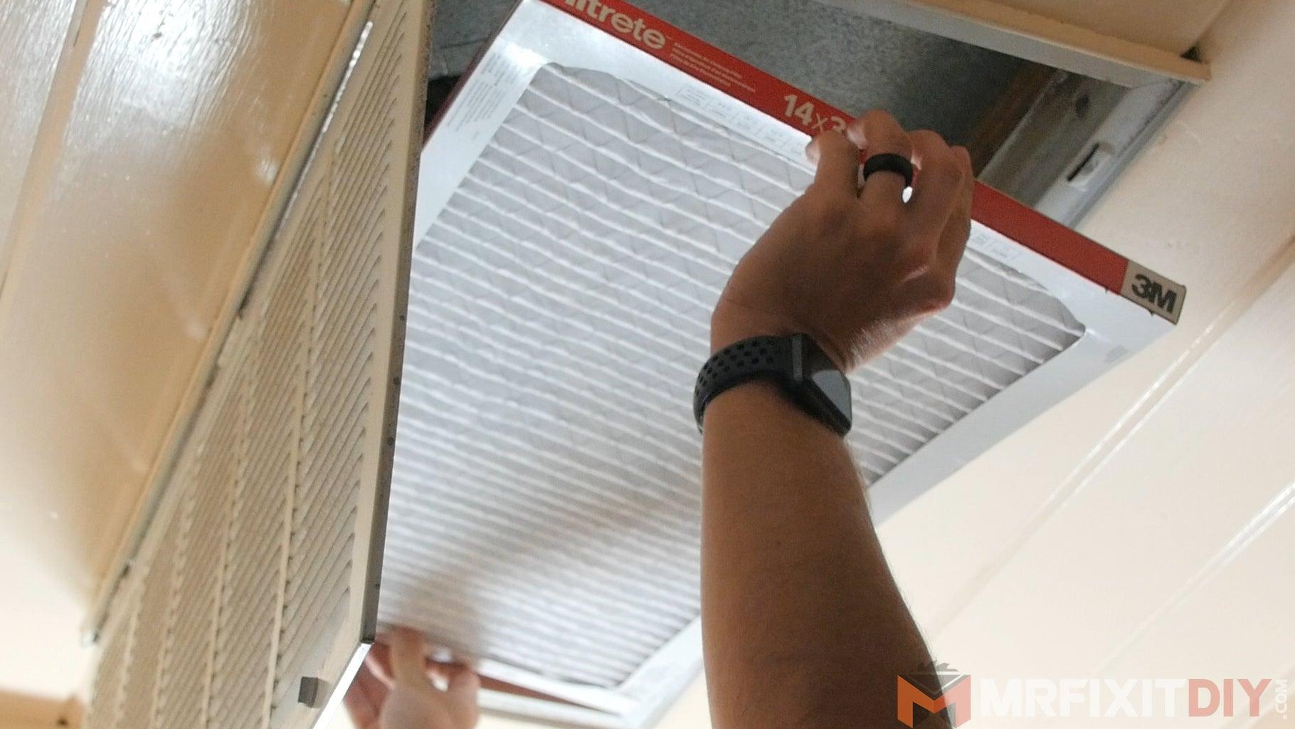 Cover Heat & A/C Vents