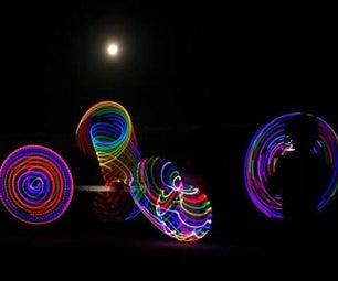 Downsize My LED Hula Hoop!