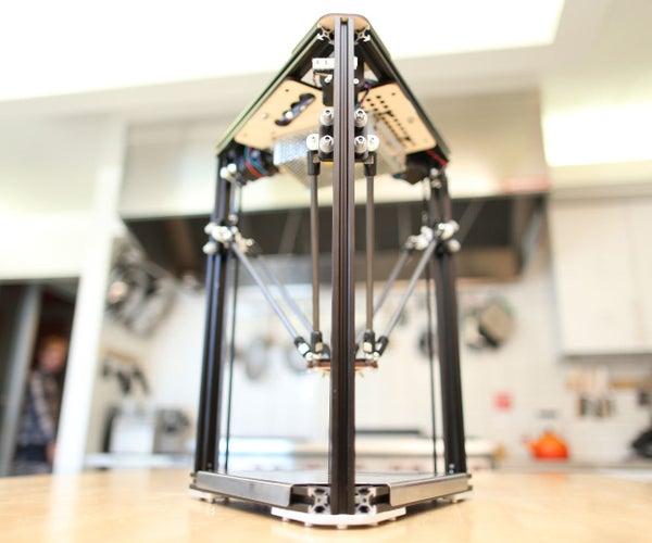 Pinya3: a 3d Food Printer Platform