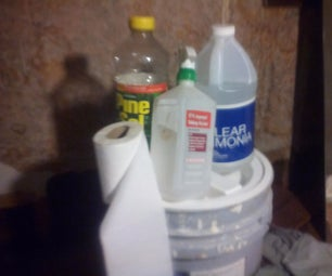Cheap DIY Environmentally Friendly Chemical Toilet