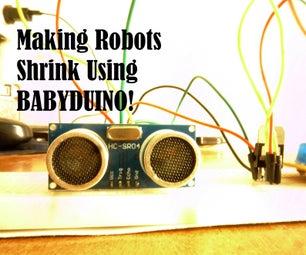 Robotics and Automation Shrinked With BABYDUINO