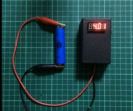 How to Make Voltmeter