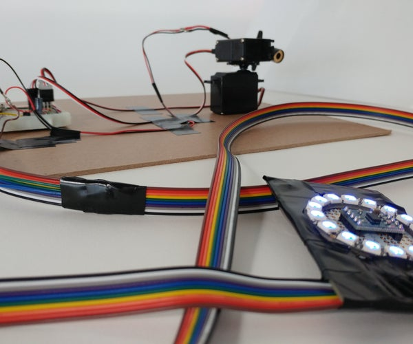 Laser Painting With Motion Control and Arduino