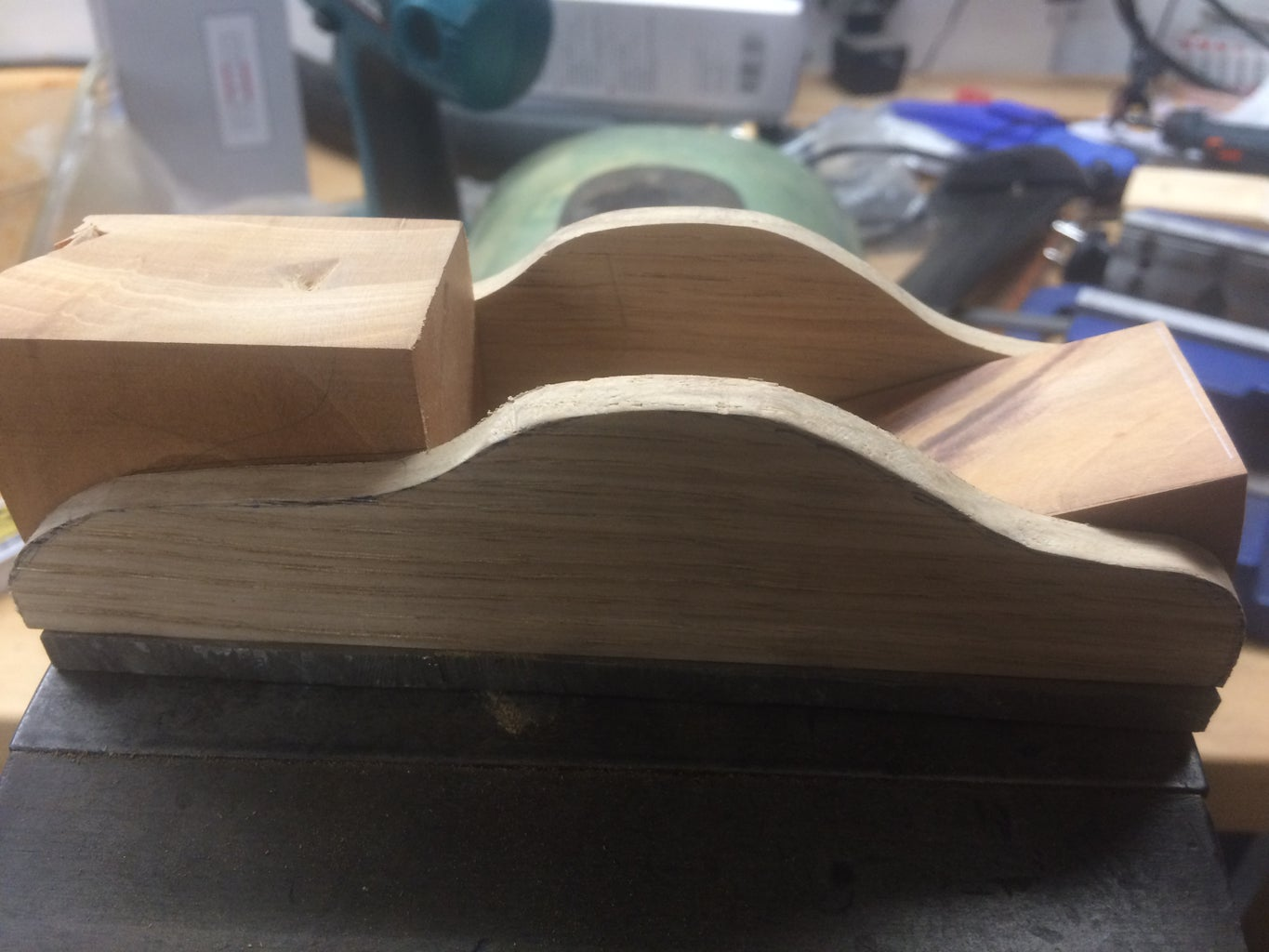 Making the Infill Pieces
