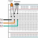 Raspberry Pi GPIO Circuits: Using an LDR Analogue Sensor Without an ADC (Analogue to Digital Converter)