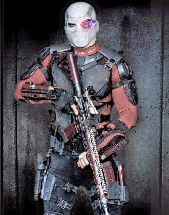 How To Make Deadshot Armor 2.0