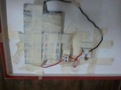 Mini Emergency Electricity Backup