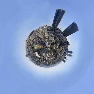 Tiny Planet Photoshop Tutorial