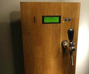 Arduino Controlled Beermachine/ Dispenser.