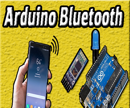Arduino Bluetooth Control | Arduino Android Projects | LED Control | HC 05 |   Circuit DIY
