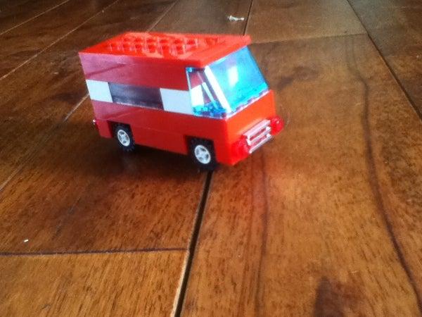 Lego Volks Wagon Bus