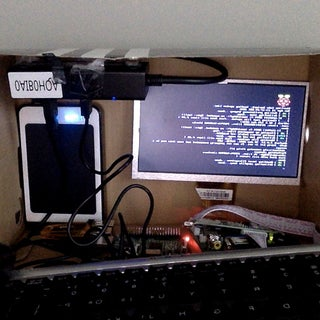Netbook Laptop Build for $ 160 - Raspberry Pi Powered.