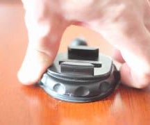 GoPro Mounting Tips   Custom Suction Cup, Low Profile