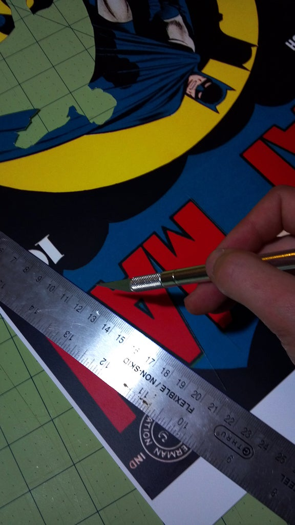 Cutting It Up