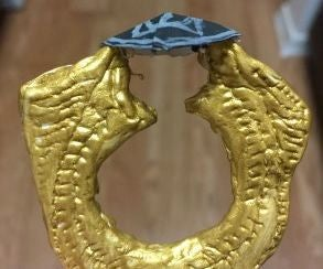 Harry Potter: Gaunt Ring Horcrux