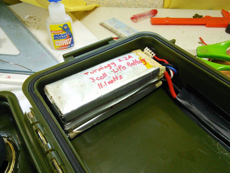 Choosing & Installing the Battery