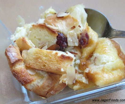 Bagel Bread Pudding