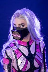 Lady Gaga Cosplay - Making the LED Matrix Mask From the VMAs
