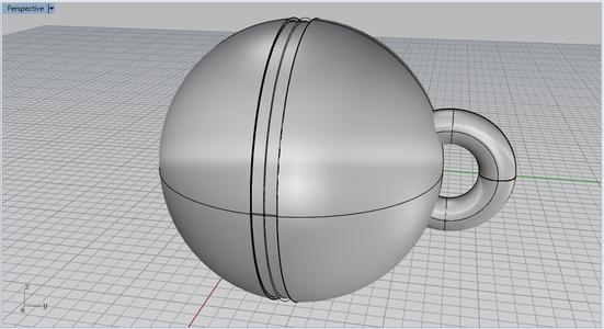 Modelling the Sputnik 1