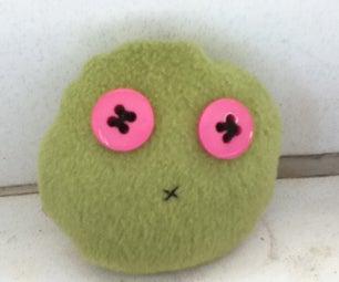 Little Green Monster!!