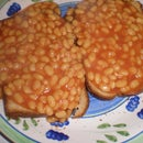 Perfect Beans on Toast