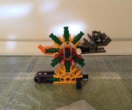 K'nex Spinosaurus Transformer