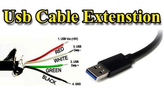 USB Cable Prep