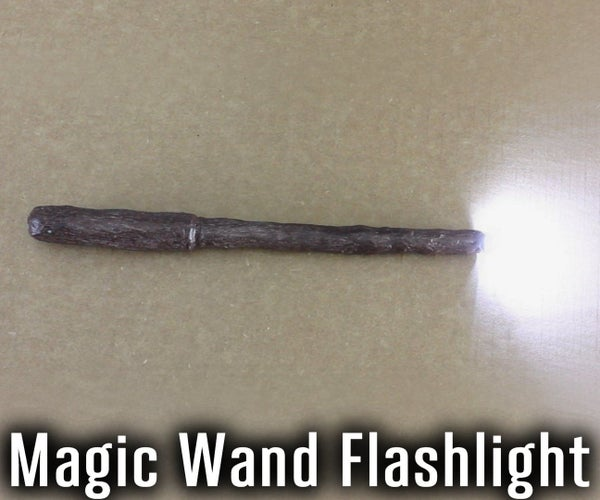 Magic Wand Flashlight