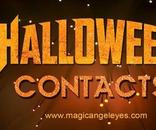 Halloween Contact
