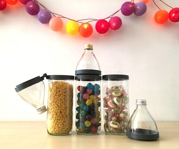 Bottles to Jars