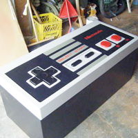 Giant NES Controller