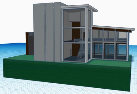 Interior Walls & Floors