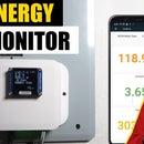Smart Arduino Energy Monitor | ESP32 + Raspberry Pi + Home Assistant