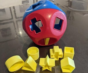 Creating Your Own Shape-O Shapes