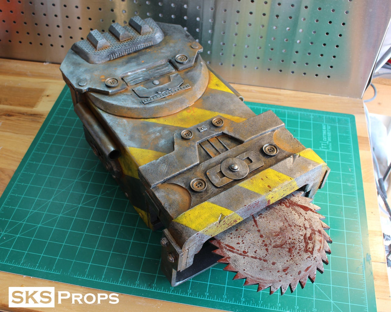 Painting and Weathering Details
