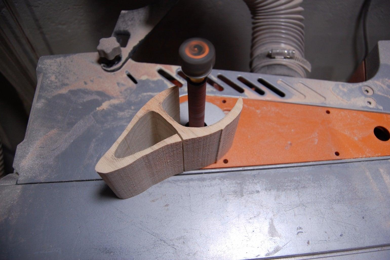 Sanding Drawer Insides