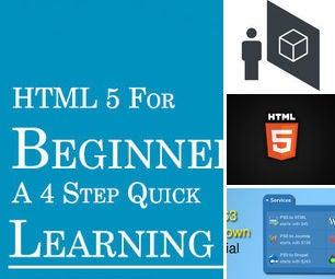 HTML5 and CSS