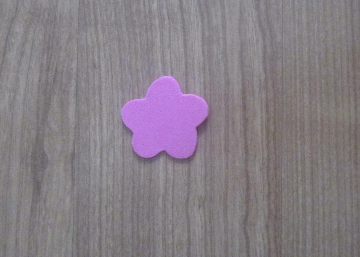 Cut the 5 Petal-flower