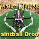 Paintball Drone Gunship - a DIY Combat UAV from Game of Drones