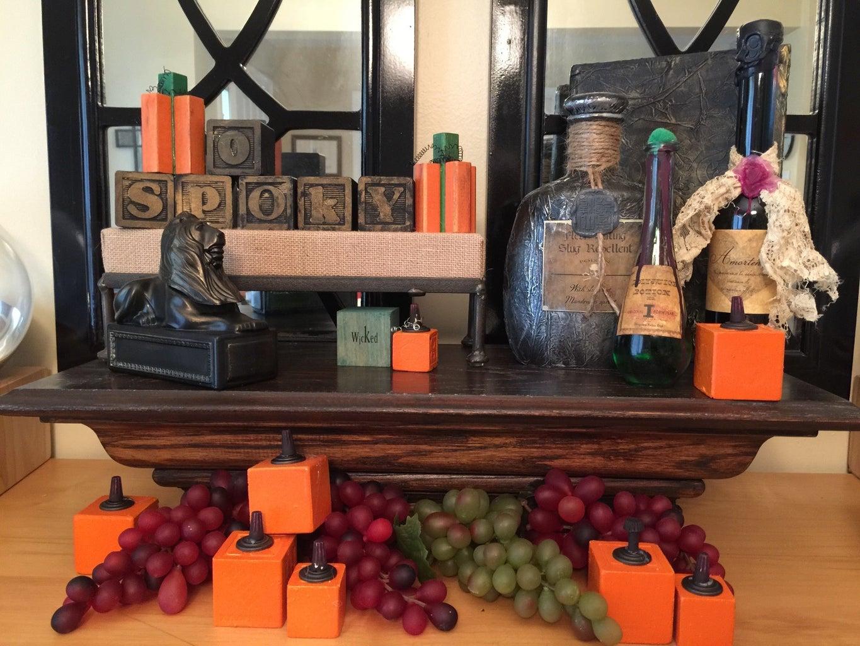 Pumpkin Blocks